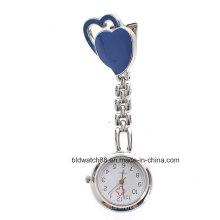 Heart Nurses Hanging Pin Watches Fob