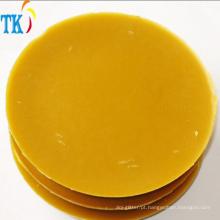 Cera de abelha branca, cera de abelha amarela em cosméticos, indústria de alimentos, agricultura