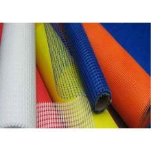 Tissu de renfort d'armure en fibre de verre