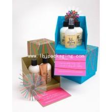 Подарочная коробка для упаковки парфюмерии высокого качества Hihg