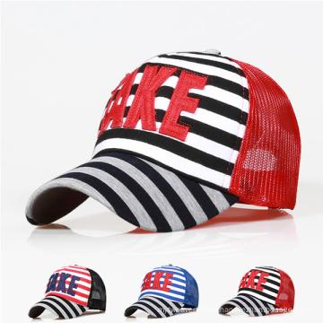 Reflective Baseball Cap Hat with Adjustable Custom Closure