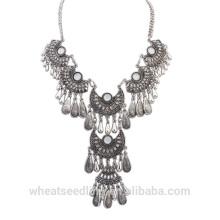 Tendances occidentales accessoires chauds accessoires pour femme collier vintage vintage