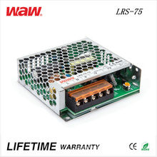 LRS-75 SMPS 75W 24 V 3A Ad / DC-LED-Treiber