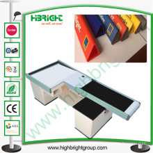 Cashier Counter Plastic Transparent Tube