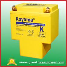 Hochleistungsakku 19ah 12V (KB16A)