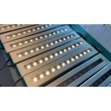 Lumière encastrée linéaire IP 67 18W LED étanche