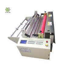Máquina automática de corte transversal de filme de PVC