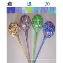 Globos, planta, riego, vidrio, bulbos, agua, globos