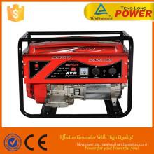Intelligente 5KVA/5KW Benzin-Generator inmitten heißer Verkauf