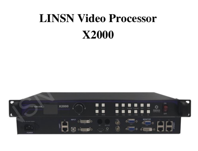 Linsn Video Image Processor