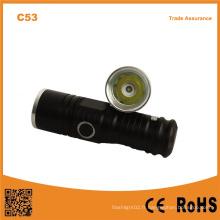 C53 XPE R2 LED Light Petite poche LED Mini Lampe de poche