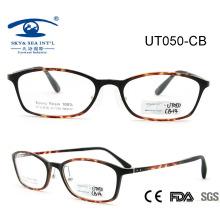 Moda Eye Glasses 2015 nuevo modelo Ultem óptico Eyewear marco (UT050)