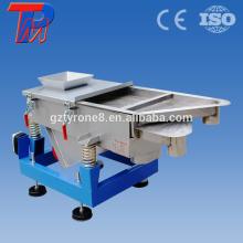 Пластичное зерно вибрационный производитель сито оборудование