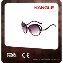 lunettes de soleil en plastique les plus populaires et les plus personnalisées