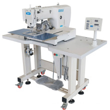 QS-2010 Automatic feed label pattern machine Template machine  industrial sewing Machine