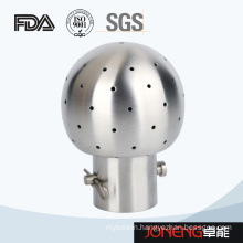 Stainless Steel Sanitary Bolted Fixing Cleaning Spray Ball (JN-CB2004)