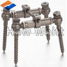 hot forged Gr5 titanium surgical screws