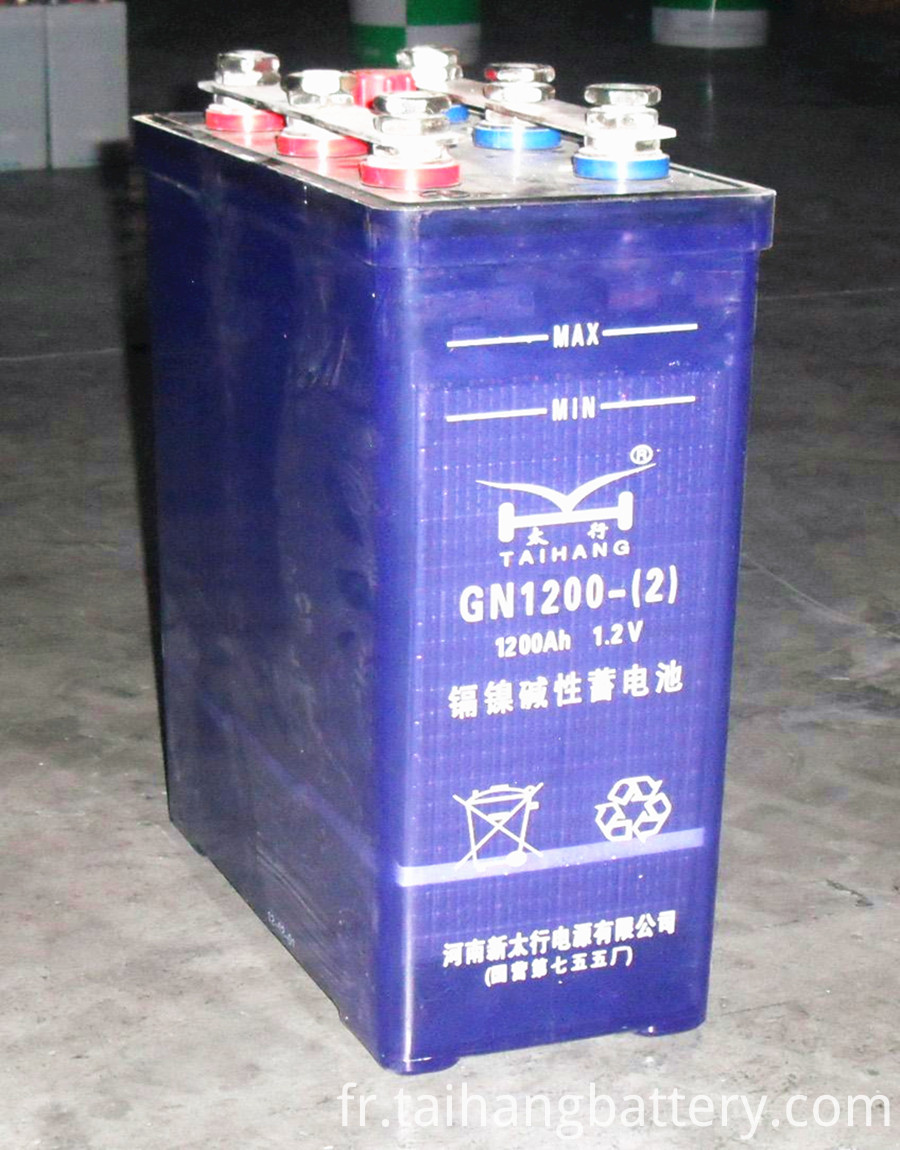 Gn1200 Nicd Battery