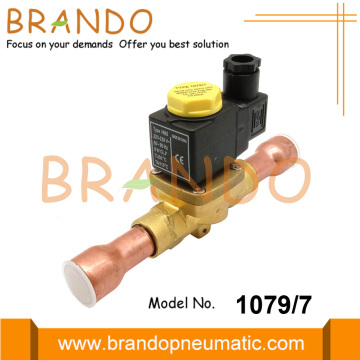 1079 / 7A6 1079 / 7A7 7/8 '' ODS Castel Type Solenoid Valve