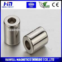 N42 Нинбо постоянного магнита магнит генератора магнит с большой дырой генератор неодимового магнита