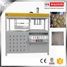 Plastikwegwerfschokoladen-Behälter-Vakuum, das Maschine bildet