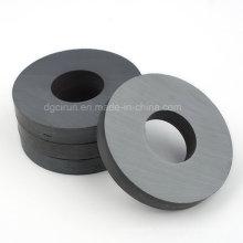 Куба y30 Жесткий Ферритовые керамические магниты кольца для динамиков
