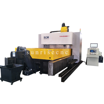 CNC High Speed ​​Metal plate Drilling Machine