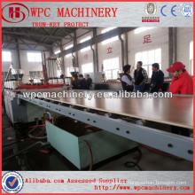 PVC WPC skinning foam board machine pvc crust foam board making machine
