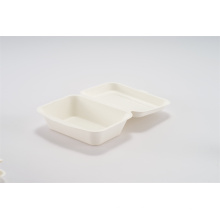 """Disposable 9"""" Clamshell To Go Box 50pk"""