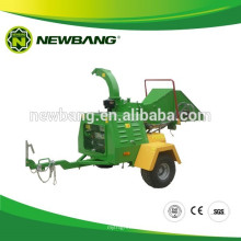 Diesel Wood Chipper With CE