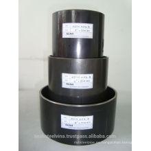 Tubos de acero negro a API, KS, JIS, BS de 21mm a 219.1mm