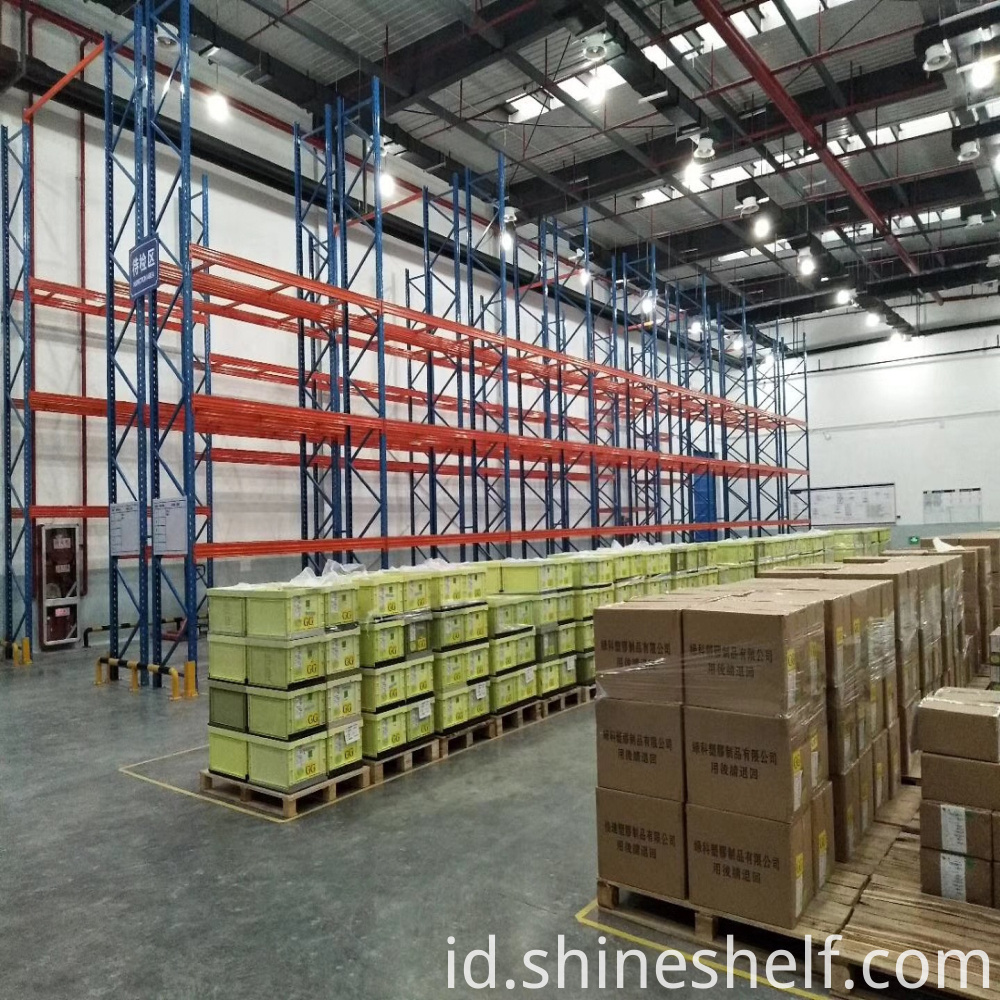 Selective Pallet Racking New (2)