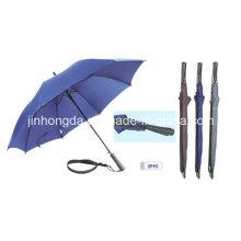 Angebracht Sling Auto öffnen gerade Golf Umbrella (YSGO0002)