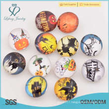 Cute epoxy metal snap button,epoxy snap button jewelry