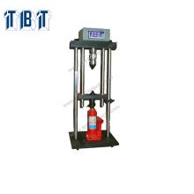 TBT-1 Lab Mechanical Digitaler Punktlasttest Stärke Apparat