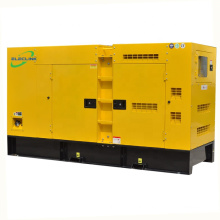 Primary 150kw Open Type  Diesel Generator Powered By SDEC Engine SC7H250D2 Backup Use