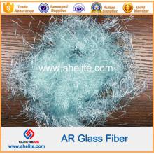 Reforzamiento de la fibra de vidrio cortada con buena dispersión de agua