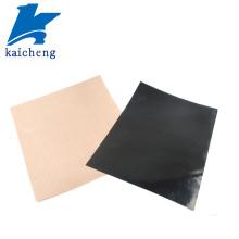 Tissu de fibre de verre d'isolation anti-corrosion PTFE