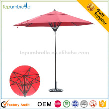 китайский импорт оптовая продажа пользовательские уникальный открытый патио зонтики