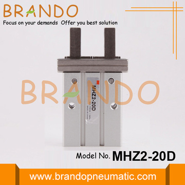 SMC Type MHZ2-20D 2 Jaw Parallel Gripper Cylinder