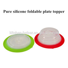 Hot selling silicone plate topper china supplier