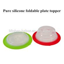 Nova chegada novo design quente vendendo silicone topper utensílios de cozinha