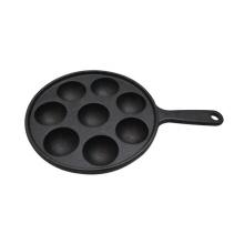 7 Holes Cast Iron Cake Mould/Pan