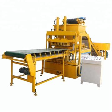 FL5-10 Hydraulische ineinandergreifende Bodensteinmaschine