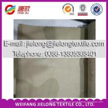 la alta calidad 200gsm encima de la tela cruzada Twill T / C imprimió la acción de la tela para la ropa