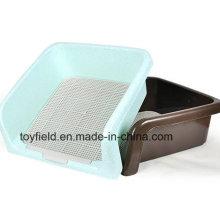 Hund Töpfchen Training Tray Portable Pet WC