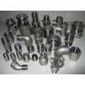 """1/8"""" Stainless Steel 316L DIN2999 Welding Nipple From Pipe"""