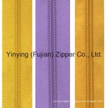3# 4# 5# 7# 8# Nylon Long Chain Zipper