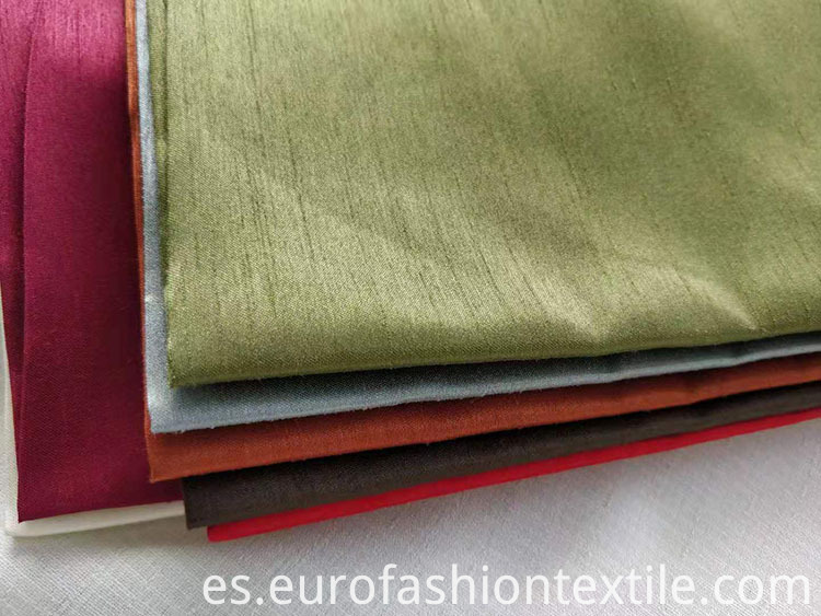 Slub Satin Fabric
