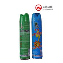 In the spring of frog card aerosol insecticides
